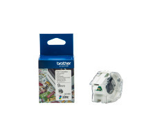 Colour Paper Tape 9mm/5m zu Brother VC-500W Etikettendrucker